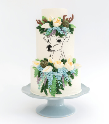 reindeer_buttercream_cake
