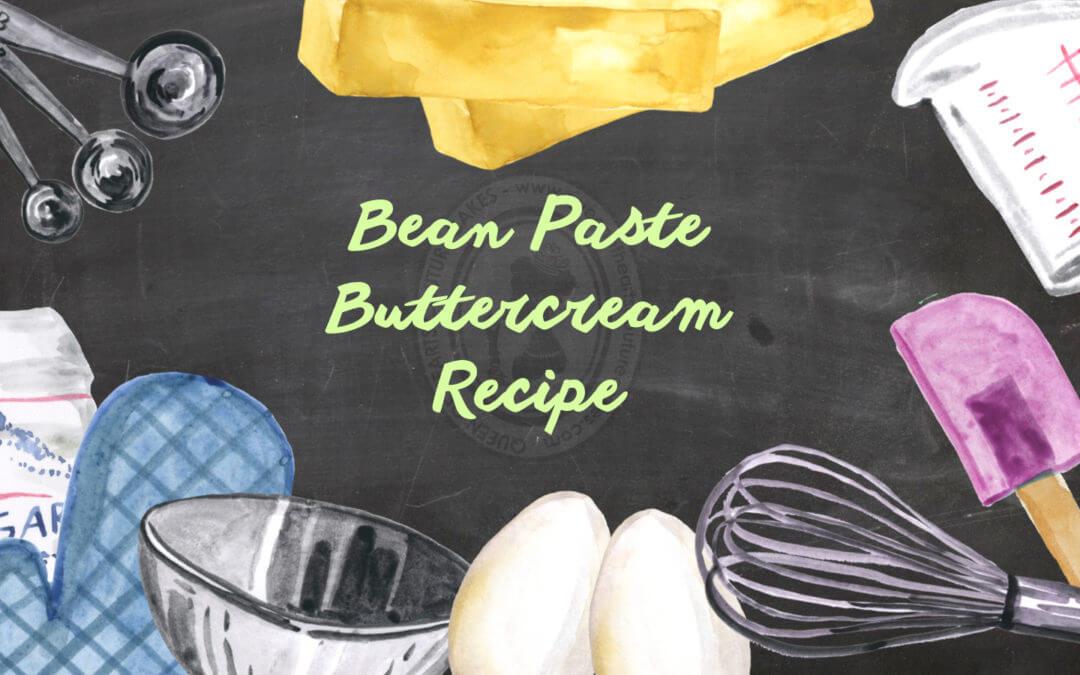 Bean Paste Recipe
