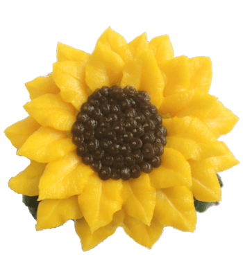 sunflower_buttercream_cupcake