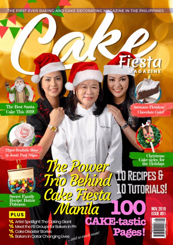 Cake Fiesta Magazine